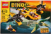 lego dino ocean interceptor catch pteranodon