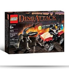Discount Dino Attack 7473 Street Sprinter Vs