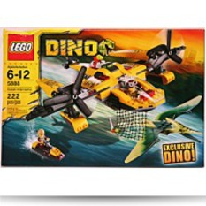 Lego 5888 Dino Set Ocean Interceptor