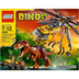 lego dino t-rex hunter loose catch