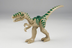 lego dino coelophysis dark green markings