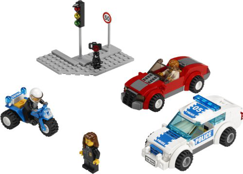 City Police Chase 3648
